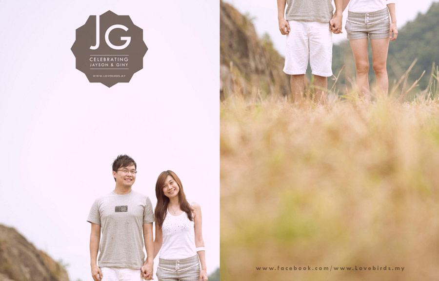 Jayson + Giny