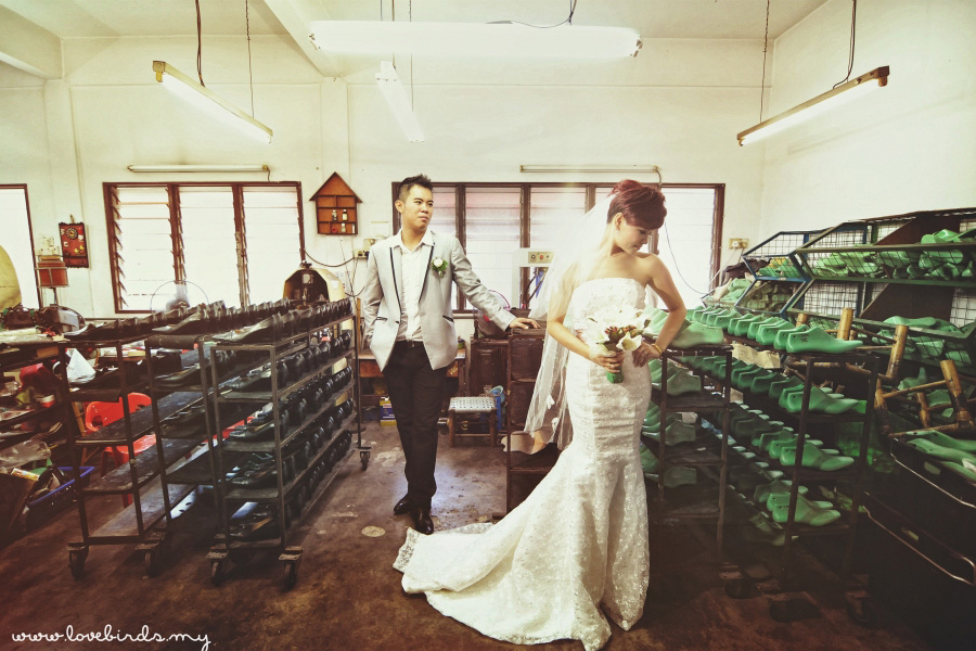 The Wedding of Cher Hau & Voon Ping