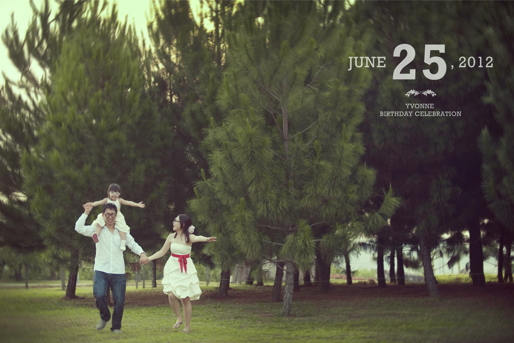 I heart families // Tze Guan & Yvonne